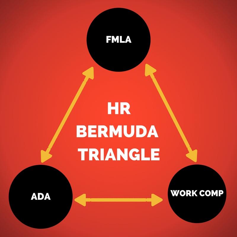 Bermuda Triangle Of HR: ADA