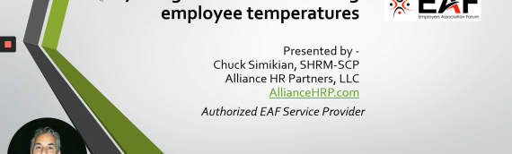 Seven Things to Check if Checking Employee Temperatures